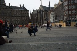 Dam Square Photography