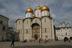 Life in the Moscow Kremlin